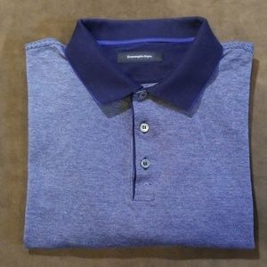 Ermenegildo Zegna Men's Polo